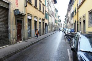 Apartamento Santo Spirito, Apartmány  Florencie - big - 3