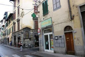 Apartamento Santo Spirito, Apartmány  Florencie - big - 2