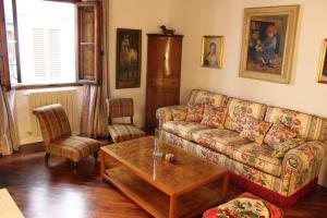 Apartamento Santo Spirito, Apartmány  Florencie - big - 1