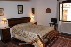 Apartamento Santo Spirito, Apartmány  Florencie - big - 13