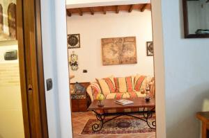 The Little Arch of Memory, Apartmány  Montepulciano - big - 33