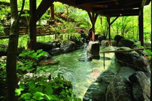 苏塔特凯森雅温泉日式旅馆