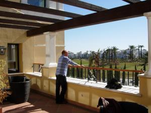 Coming Home - Penthouses La Torre Golf Resort, Apartmanok  Roldán - big - 37