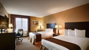 Best Western Natchitoches Inn, Szállodák  Natchitoches - big - 8
