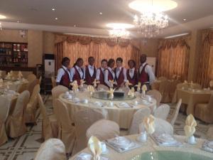 Hotel Grand Ami