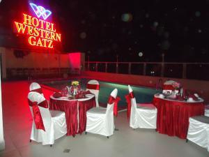 Hotel Western Gatz, Отели  Theni - big - 50