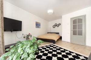 Apartments on Konstantina Zaslonova 17