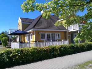 Ferienhaus am Scharm�tzelsee