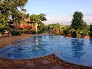 Ratanak Resort, Üdülőközpontok  Banlung - big - 63