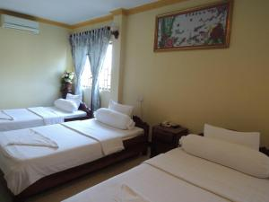 Golden Pearl Hotel, Hotely  Banlung - big - 39