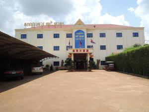 Golden Pearl Hotel, Hotely  Banlung - big - 16