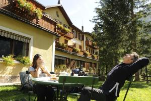 Hotel Vioz, Hotel  Peio Fonti - big - 47