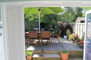 Easter Cottage B&B, Bed and Breakfasts  Gurnard - big - 11