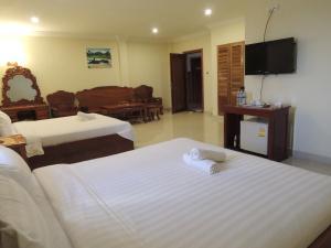 Eang Monyratanak Hotel, Hotely  Banlung - big - 16