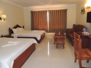 Eang Monyratanak Hotel, Hotely  Banlung - big - 11