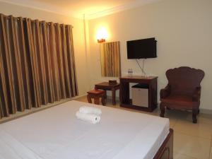 Eang Monyratanak Hotel, Hotely  Banlung - big - 8