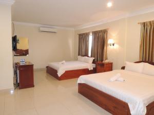 Eang Monyratanak Hotel, Hotely  Banlung - big - 14