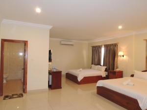 Eang Monyratanak Hotel, Hotely  Banlung - big - 34