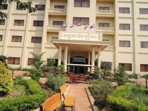 Eang Monyratanak Hotel, Hotely  Banlung - big - 23