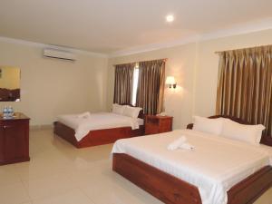 Eang Monyratanak Hotel, Hotely  Banlung - big - 5