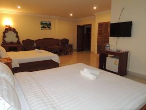 Eang Monyratanak Hotel, Hotely  Banlung - big - 27