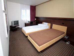 Hotel Rottal, Hotels  Otrokovice - big - 7