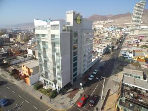 Alto del Sol Costanera Antofagasta, Szállodák  Antofagasta - big - 10
