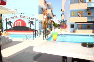 Happy Days, Apartmánové hotely  Malia - big - 155