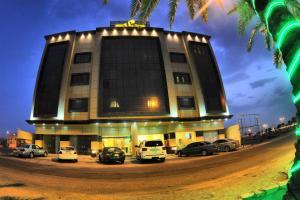جبله 1 للاجنحة الفندقية  (Jablah 1 ApartHotel)