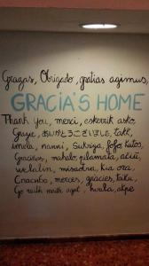 Gracia's Home
