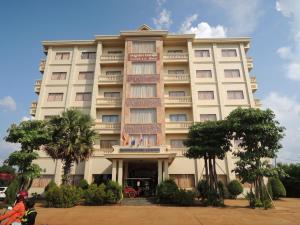 Ratanak City Hotel, Hotels  Banlung - big - 35