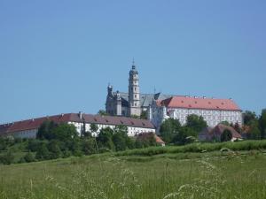 Tagungshaus im Kloster Neresheim