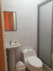 Hotel Ail, Hotels  Antofagasta - big - 41