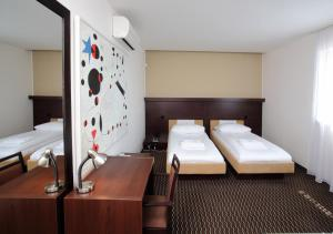 Hotel Rottal, Hotels  Otrokovice - big - 10