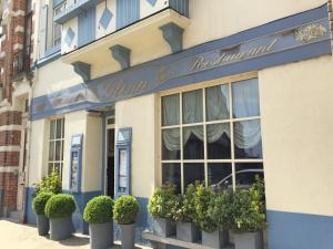 Hotel Glenn, Остенде