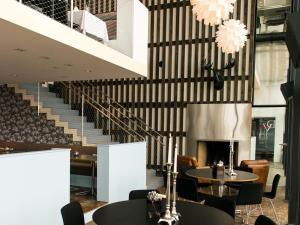 Lofoten Suitehotel, Отели  Сволваер - big - 50