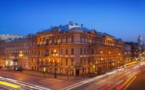 Отель Radisson Royal, Санкт-Петербург