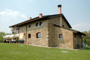Agriturismo Scacciapensieri, Фермерские дома  Buttrio - big - 8