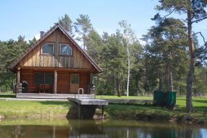 Soosaare Holiday House, Prázdninové domy  Nasva - big - 6