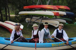 Camping Siguldas pludmale, Campsites  Sigulda - big - 34