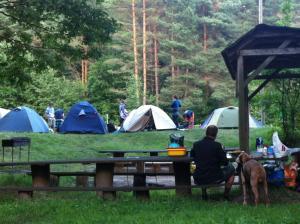 Camping Siguldas pludmale, Campsites  Sigulda - big - 8