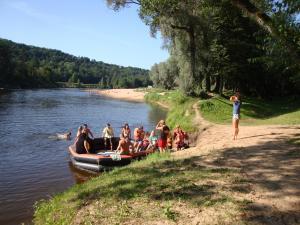 Camping Siguldas pludmale, Campsites  Sigulda - big - 31