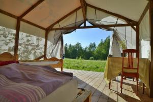 Glempings Klaukas, Campsites  Sigulda - big - 9