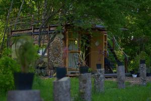 Glempings Klaukas, Campsites  Sigulda - big - 1
