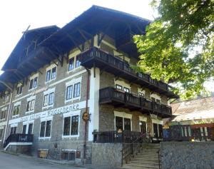 Hotel Lesní Krcma