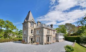 Knockendarroch House Hotel - Pitlochry