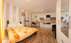 Central Luxury Rooms Izidor, Penzióny  Split - big - 12