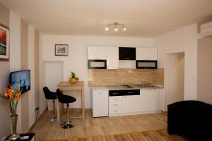 Central Luxury Rooms Izidor, Penzióny  Split - big - 9