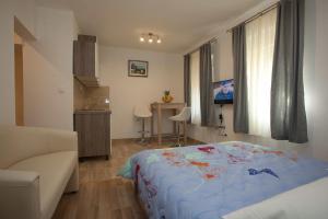 Central Luxury Rooms Izidor, Penzióny  Split - big - 8