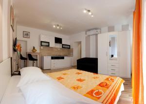 Central Luxury Rooms Izidor, Penzióny  Split - big - 7